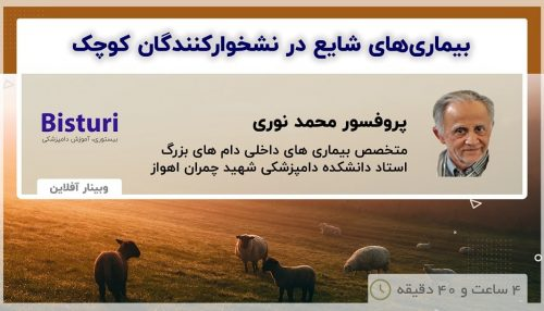Common Diseases in Small Ruminants - DR Mohamad Nouri